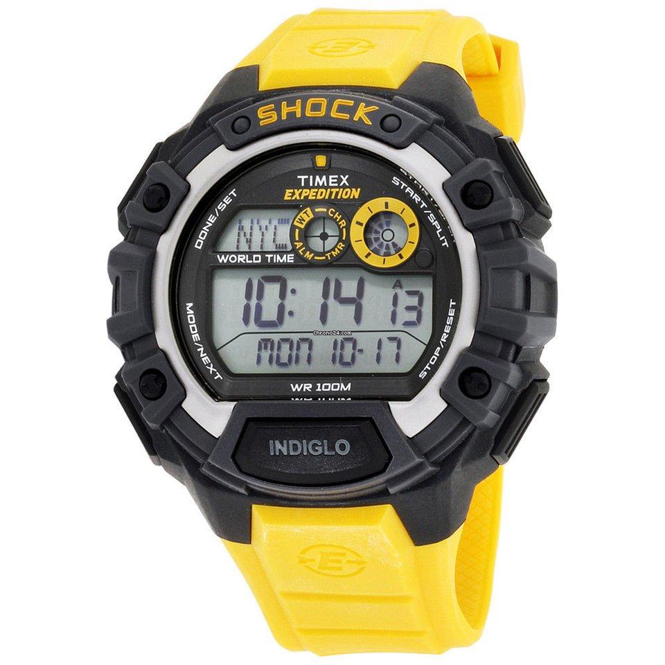 Timex Expedition Global Shock Grey Dial Resin Strap Men s... eladó 7 960 Ft  Seller státuszú eladótól a Chrono24-en 5996792c50