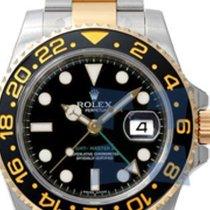 ロレックス (Rolex) GMT Master Gold/ Steel (NEW)