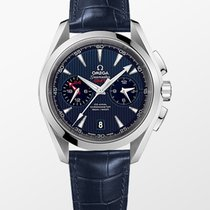 Omega Seamaster Aqua Terra 150 M Omega Co-Axial Gmt Chronograph