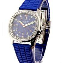Patek Philippe 5067A-014 Ladys Aquanaut Luce - Diamond Bezel -...
