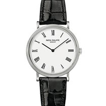 Πατέκ Φιλίπ (Patek Philippe) 5120G White Gold Men Calatrava35m...