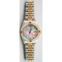 롤렉스 (Rolex) Datejust Lady's Perfect Condition Steel and...