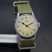 Omega MILITARY CAL.30T2 MANUAL WINDIN