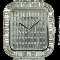 Audemars Piguet Baguette Diamond 18k White Gold