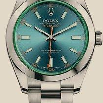 Rolex Oyster Milgauss 40mm Steel