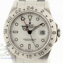 Rolex Explorer II 16570 Box & Swiss Papers 1998 TRITIUM