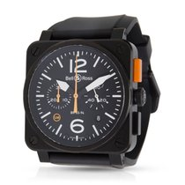 Bell & Ross Aviation BR03-94-0-CA Men's Automatic...