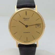 Chopard Mens 18k Yellow Gold Chopard Geneve Automatic Date...