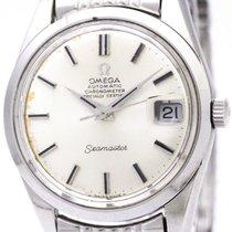 Omega Seamaster Date Chronometer Cal 564 Rice Bracelet Watch...