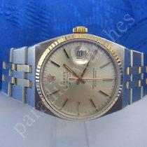 Rolex Oysterquartz in Stahl/Gold mit Rolex Stahl/Gold-Band.