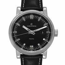 Chronoswiss Grand Pacific Automatic Men's Watch – CH-2883B-BK