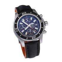 Breitling Superocean Chronograph II SS (Orange/Black, inc....