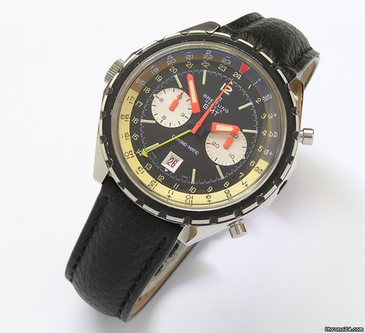 breitling vintage chronograph chrono matik gmt navitimer ca f r kaufen von einem. Black Bedroom Furniture Sets. Home Design Ideas