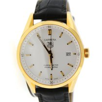TAG Heuer Carrera Automatic 18K Yellow Gold