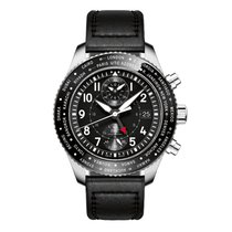 IWC Pilot's Watch Timezoner Chronograph 21% VAT included
