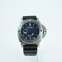 Panerai LUMINOR SUBMERSIBLE GMT 3DAYS REGATTA