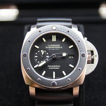 沛納海 (Panerai) PAM00389 Luminar Submersible 1950 Amagnetic...