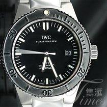IWC Aquatimer GST 42mm - IW353602 (2000 Metres)