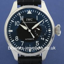 IWC Big Pilots Watch 5004 01