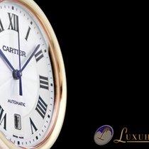 Cartier Cle De Cartier 18kt Rosegold Automatik 40mm