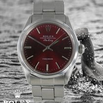 Rolex Oyster Perpetual Stahl