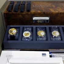 F.P.Journe Special set of 5 watches in stainless steel 38mm