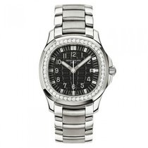 Patek Philippe Aquanaut Luce Stainless Steel Ladies Diamonds