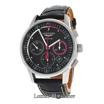 Longines New Longines Heritage Column-Wheel Chronograph L47544524