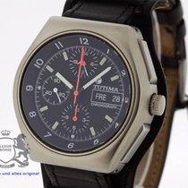 Tutima Military Chronograph 760-01 Lemania 5100 Titanium