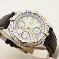 Breitling Chronomat acciaio e oro ref 81950 automatic orologio...