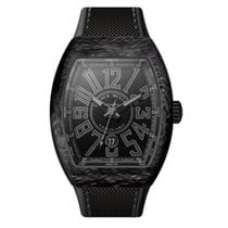 Franck Muller VANGUARD CARBON Watch