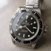 Rolex Submariner 5513 Gilt Dial