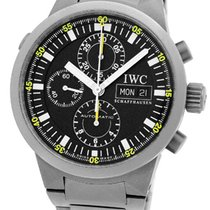 "IWC ""GST Split Second Chronograph Rattrapante""."