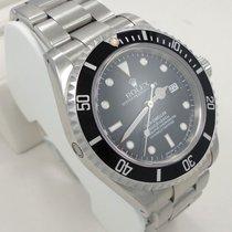 Rolex Sea-dweller Stainless Steel Black Dial Men's Watch...