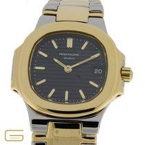 Patek Philippe Nautilus 18K.Gold/Stahl Ref.4700/051