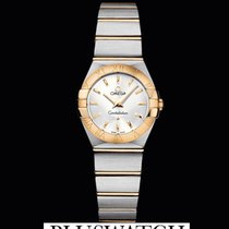 Omega Constellation Quartz 24mm Steel/Yellow Gold