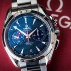 Omega Seamaster Aqua Terra GMT co-axial