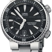 Oris Divers Small Second Date 643.7637.74.54.MB