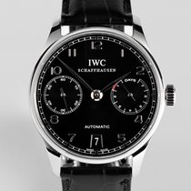 "IWC Portuguese ""7 Day Power Reserve"""