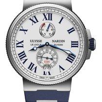 Ulysse Nardin Marine Chronometer Manufacture 45mm 1183-122-3/40