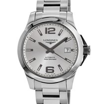 Longines Conquest Unisex Watch L3.676.4.76.6