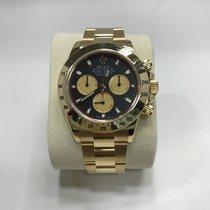 Rolex Daytona Yellow Gold Paul Newman Dial