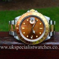 Ρολεξ (Rolex) GMT-Master II - Steel &18ct yellow gold Root...