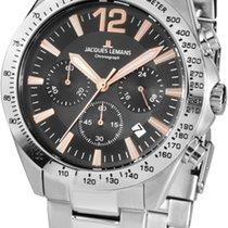 Jacques Lemans Sport Chronograph 42-5F