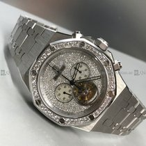Audemars Piguet - Royal Oak Tourbillion 26039BC.ZZ.1205BC.01...