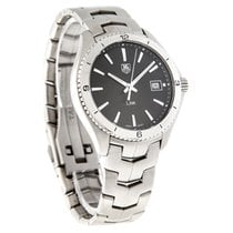 TAG Heuer Link Stainless Steel Mens Swiss Quartz Watch...