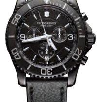 Victorinox Swiss Army Maverick Black Edition Chronograph 241786