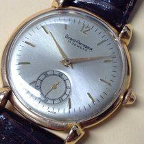 Girard Perregaux Vintage Watch 18k Gold