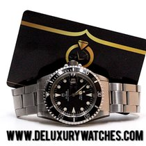 Tudor Submariner By Rolex 76100 Lollipop hands Just Service