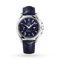 Omega Aquaterra GMT Mens Watch 231.13.43.52.03.001